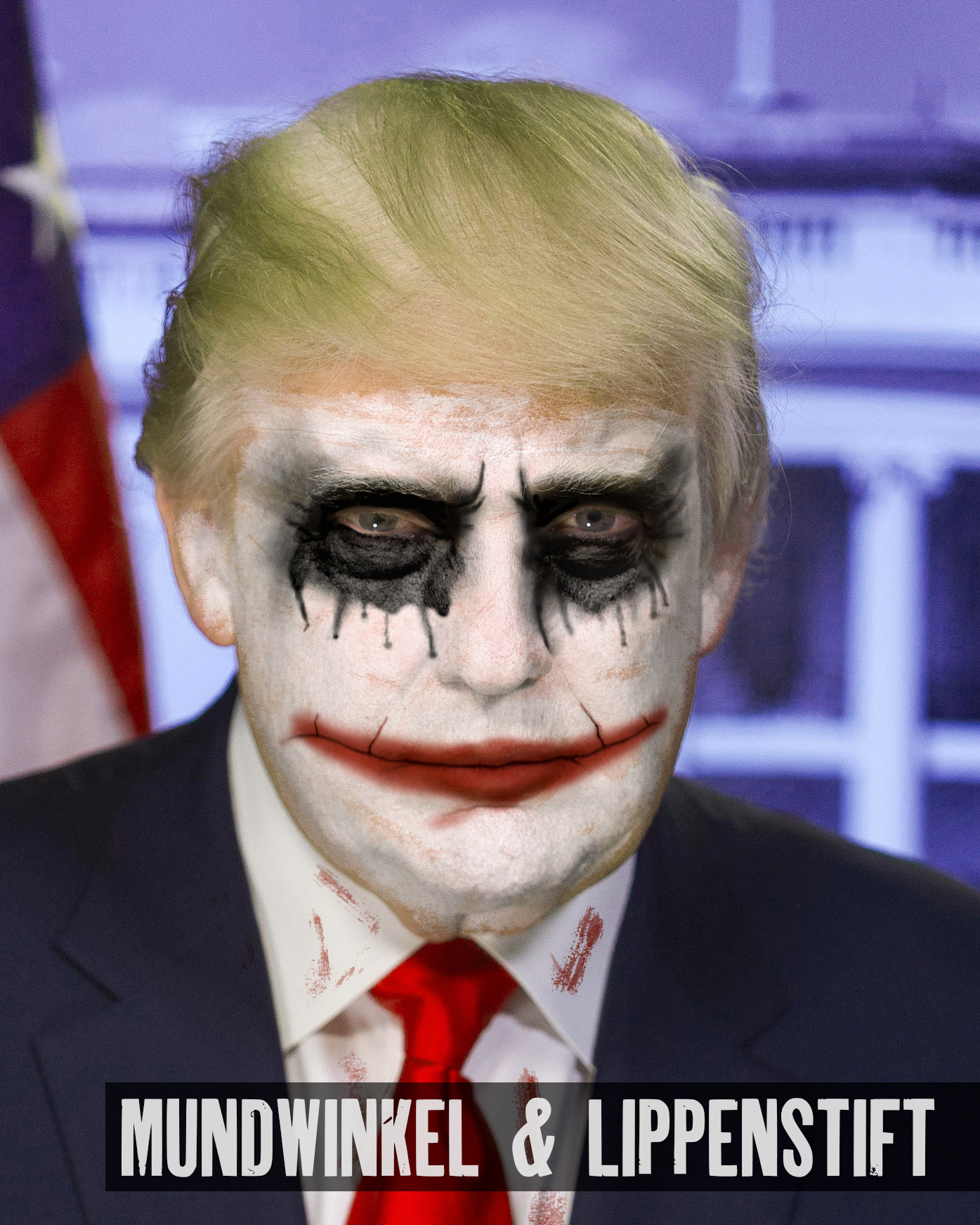 06 Donald Trump Joker