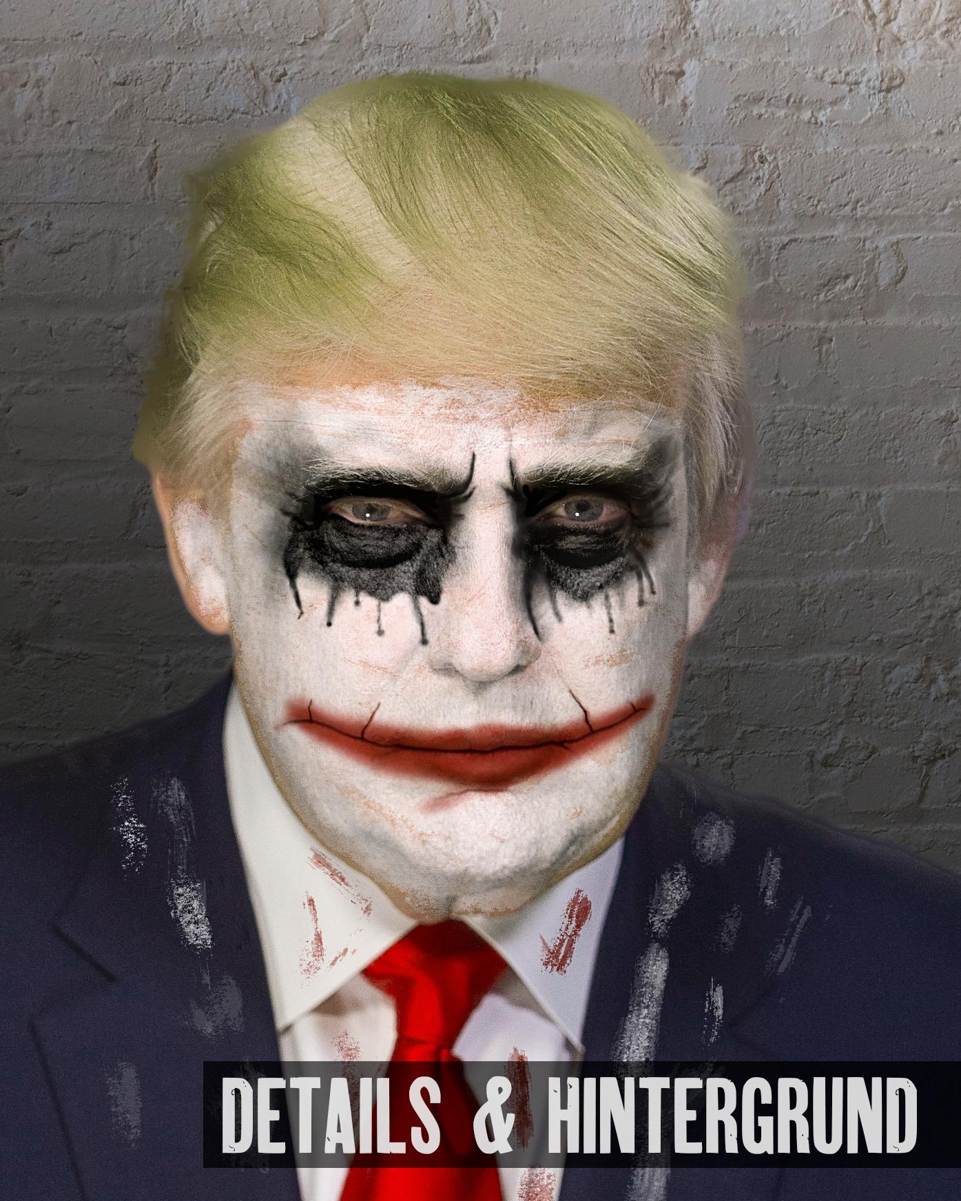 07 Donald Trump Joker