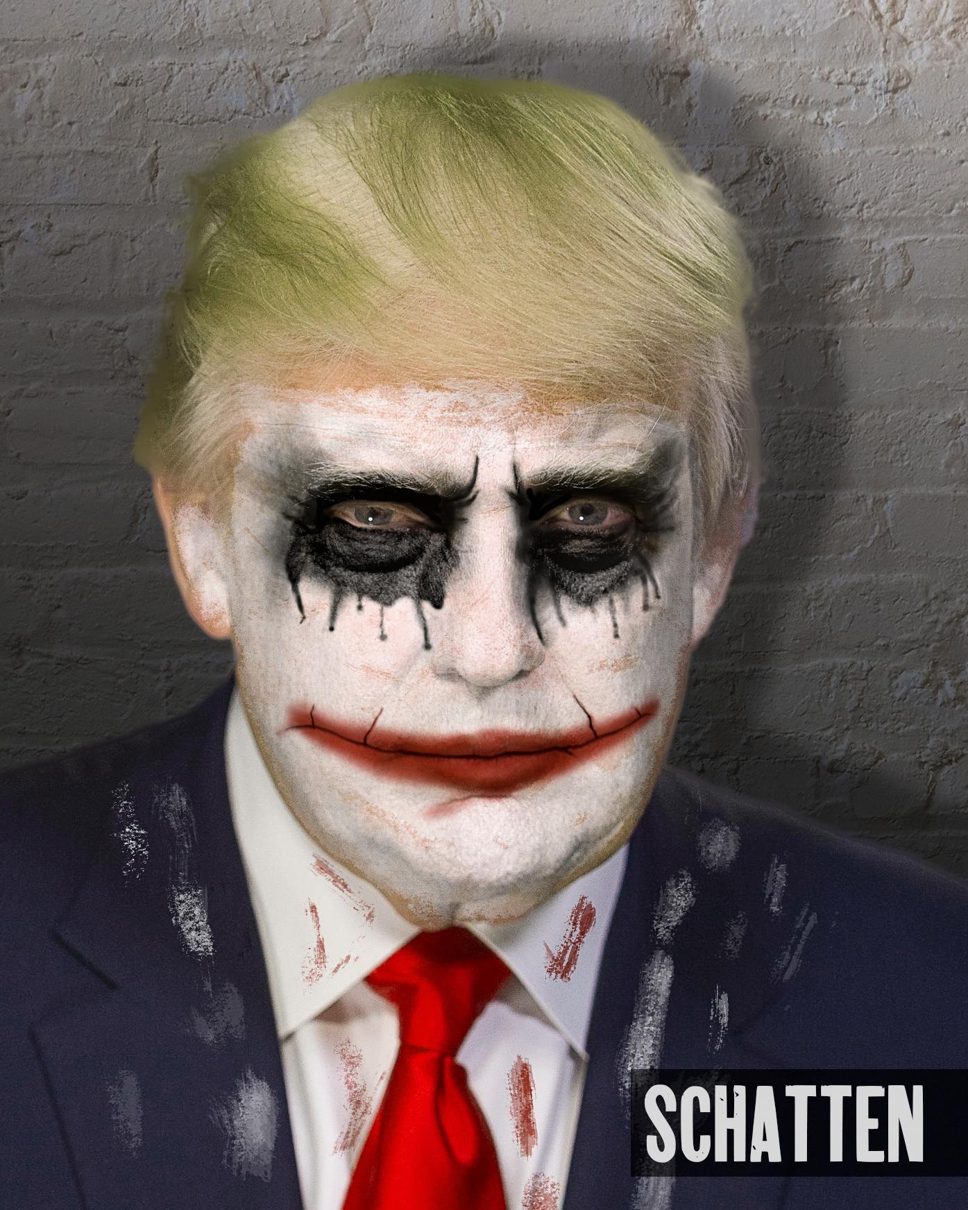 08 Donald Trump Joker