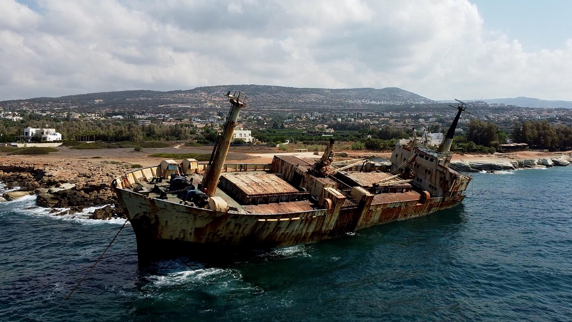 Zypern 2021 (Drohnenvideo)