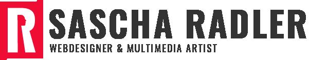 Sascha Radler Webdesigner & Multimedia Artist